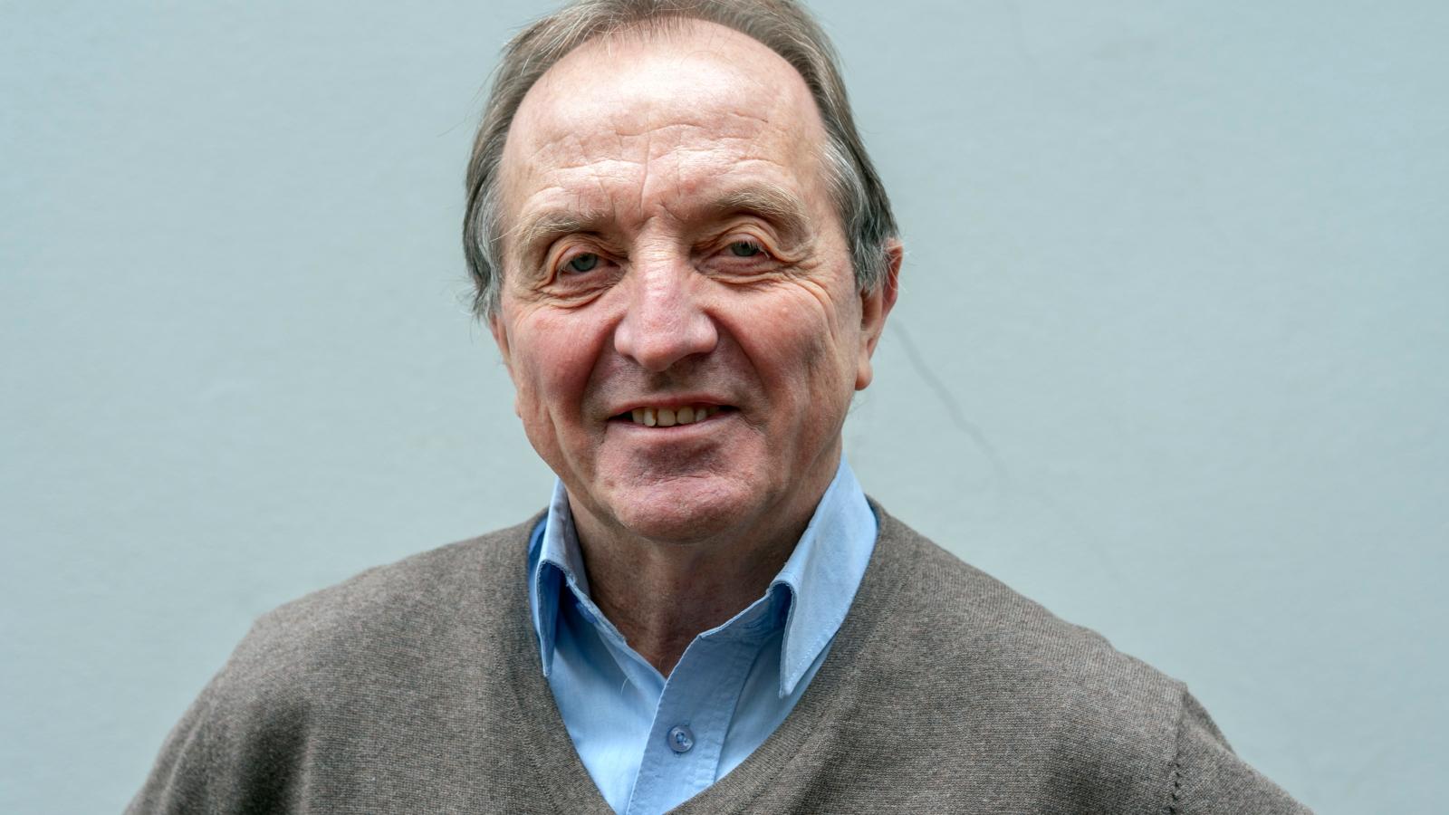 Roy Pedersen, leder i Nei til EU.