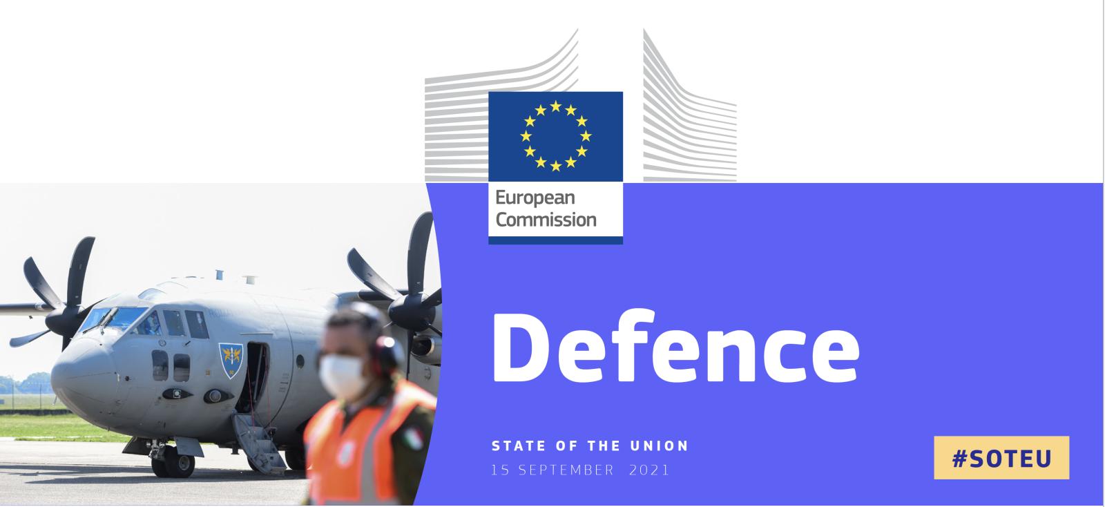 Fra EUs faktaark fra Ursula von der Leyens årstale om Den europeiske unionens tilstand.