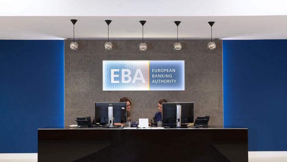 Den europeiske bankmyndigheten EBA ble opprettet i 2011.