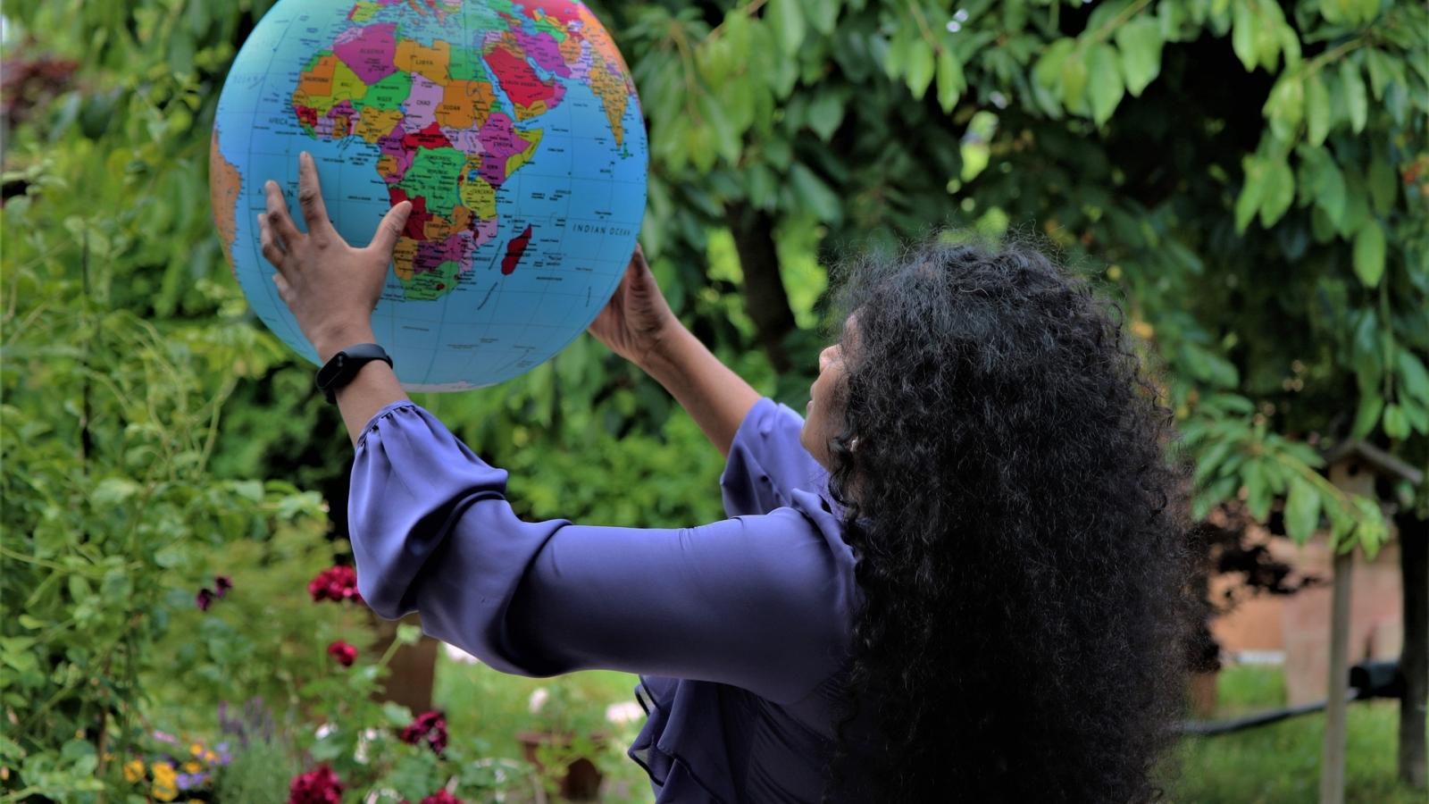 Hvem tar vare på verden og miljøet?