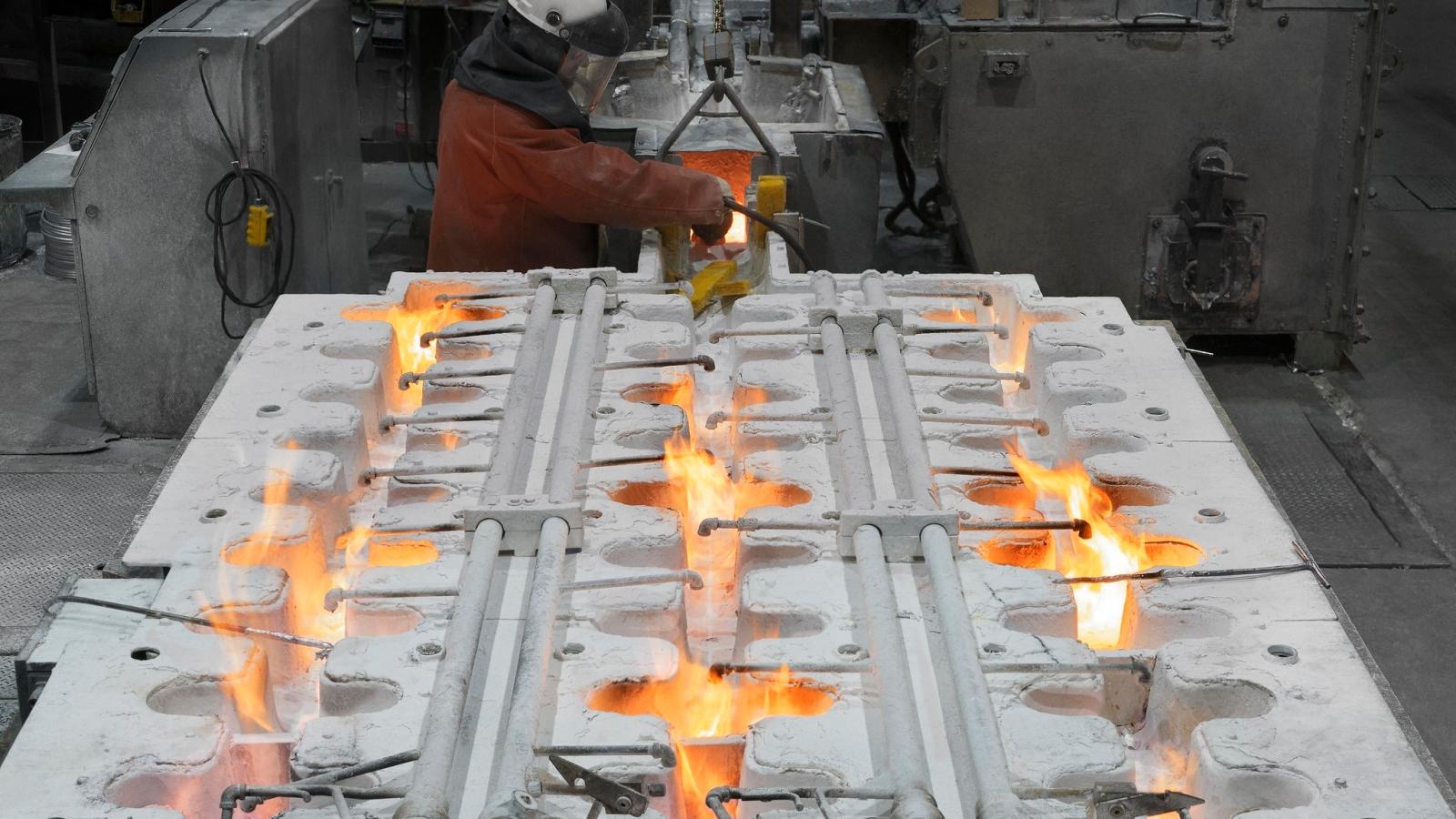 Aluminiumsstøperi, Norsk Hydro