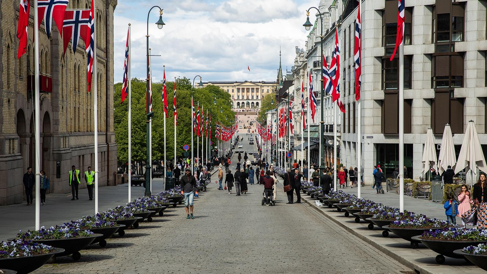 Karl-Johan uten barnetog. Dette synet er det vi ikke kommer til å glemme fra 17. mai 2020. I anledning 17. mai kom debatten om nasjonal selvråderett, nasjonalisme og globalisme opp igjen, og gikk rett i skyttergravene.
