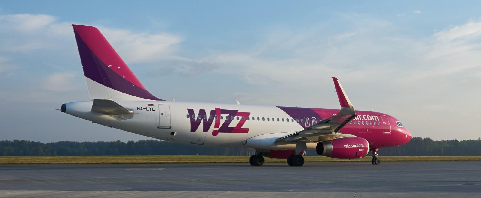 Det ungarske lavprisselskapet Wizz Air frakter nå flere passasjerer enn konkurrenten Ryanair.