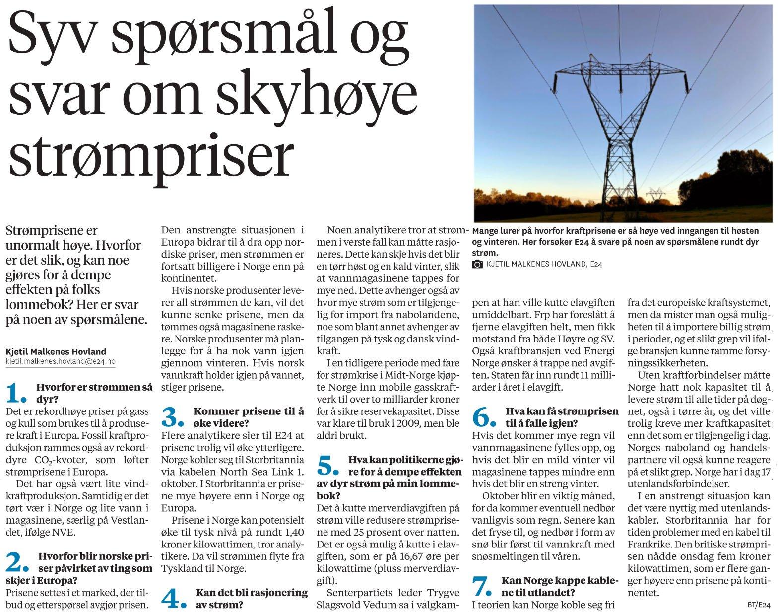 BT om skyhøye strømpriser2
