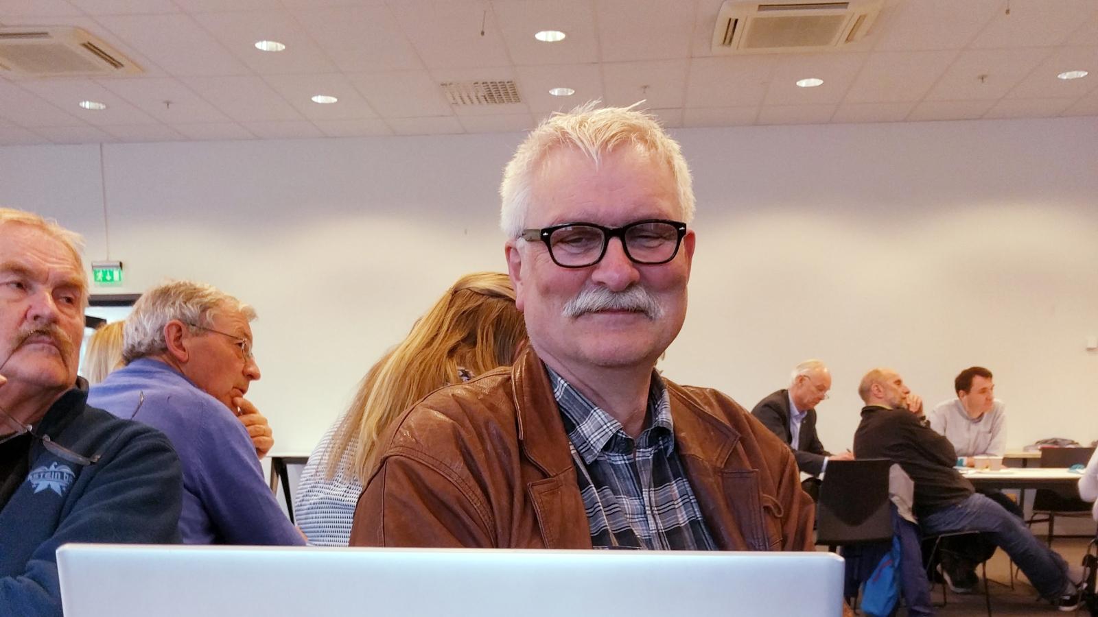 Ole Å. Langeland, leder i Vest-Agder Nei til EU.