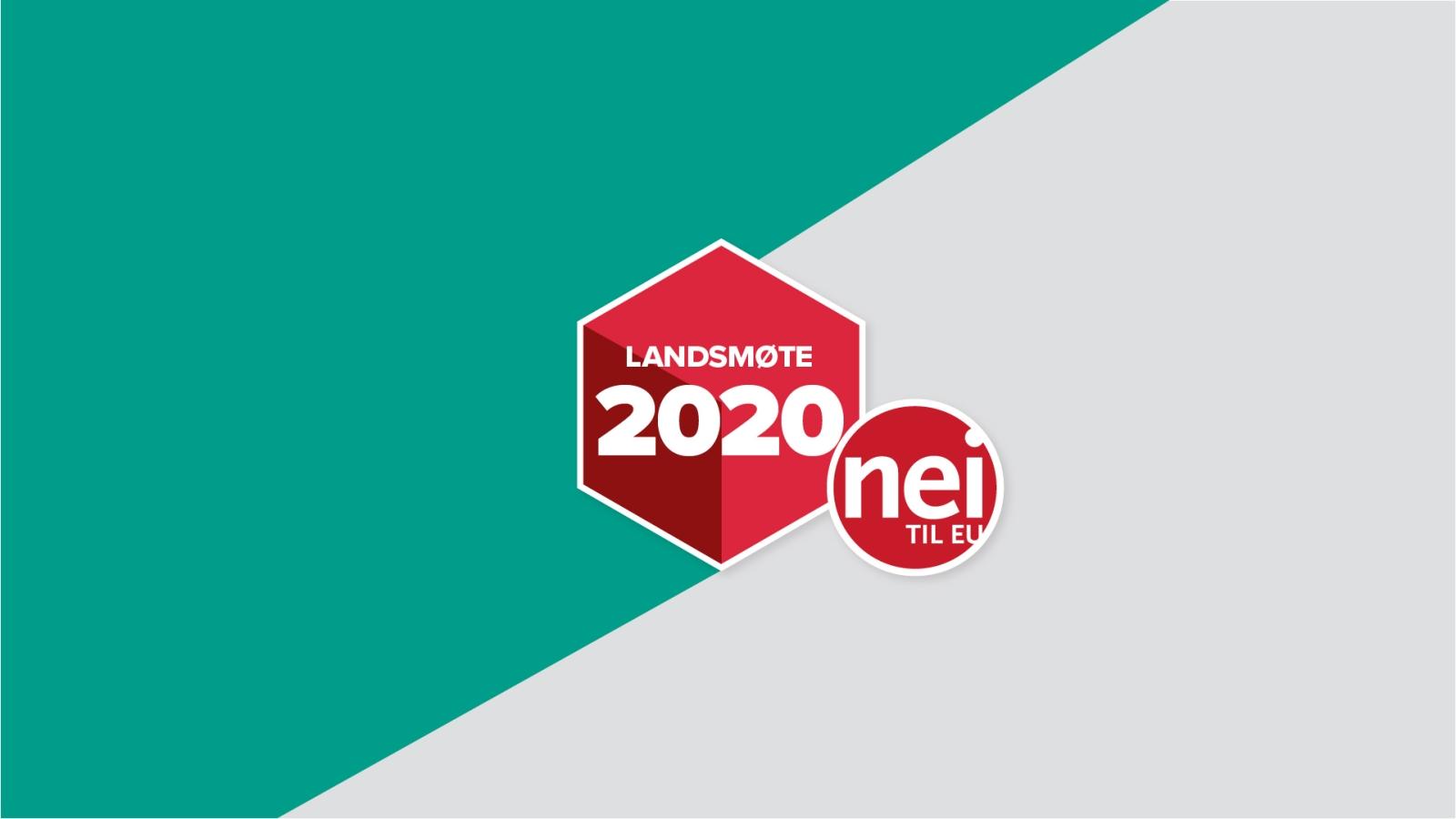Illustrasjonsfoto fra Nei til EUs landsmøte i 2016.